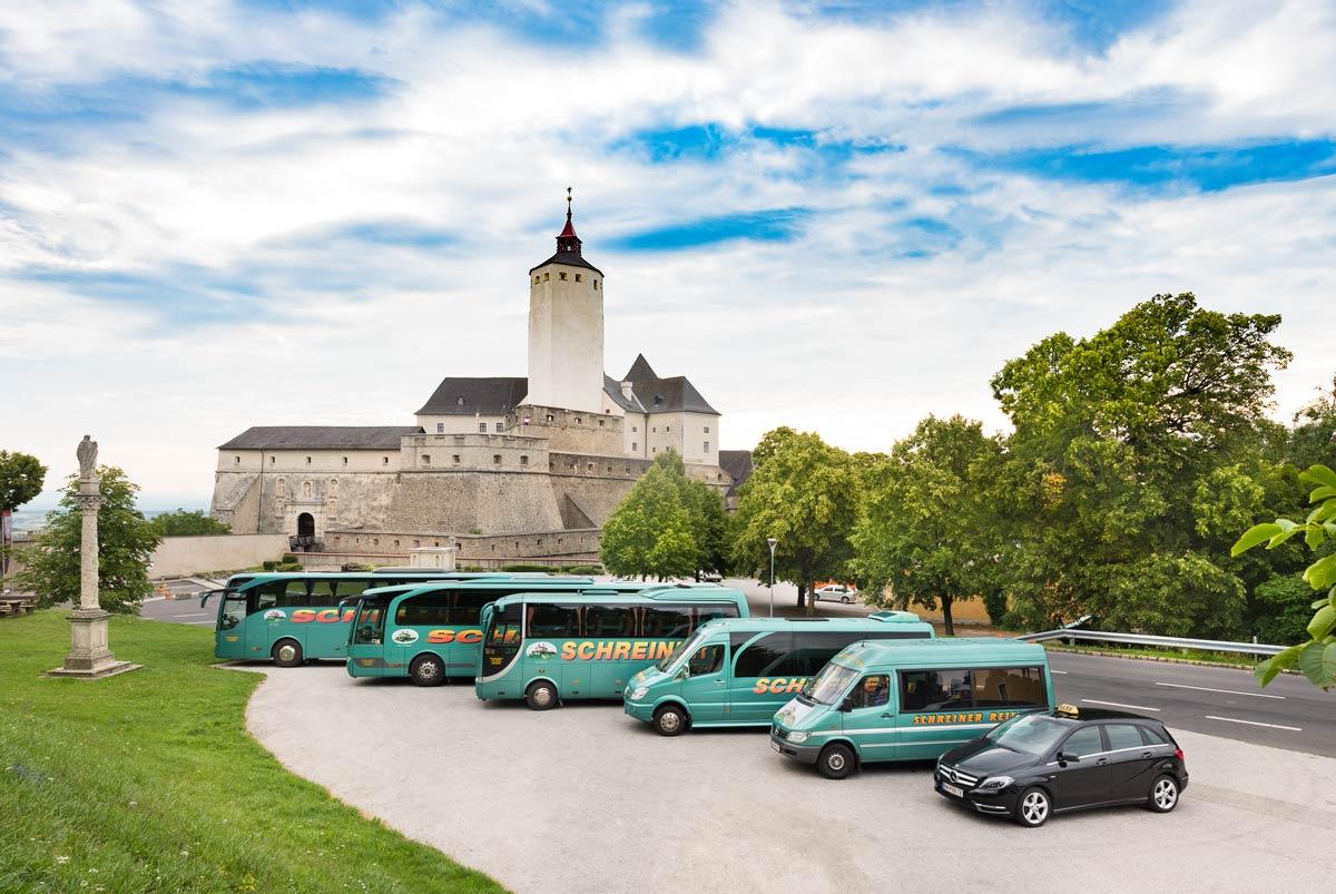 Furhpark: Schreiner-Reisen_Transporte-Burgenland-