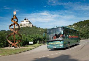 Schreiner-Reisen-Busfahrt